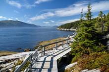 Tadoussac Bay, Quebec (Canada)