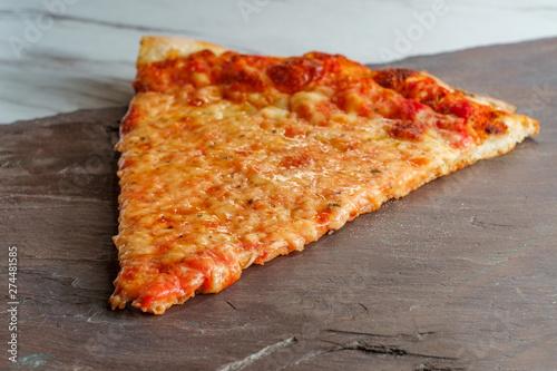 New York Plain Slice Pizza Fototapeta