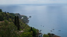 Taormina, Province Of Messina,...