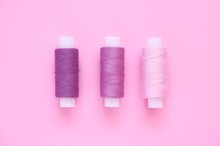 Sewing Thread Kit Of Lilac (pi...