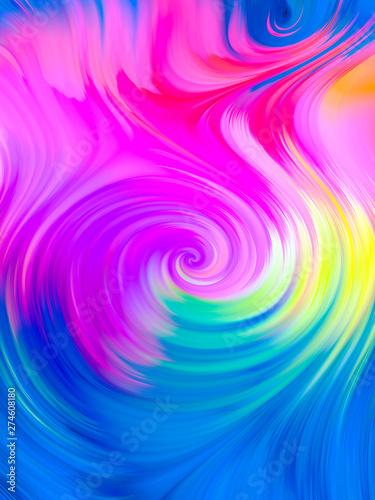 canvas print motiv - agsandrew : Colorful Pattern