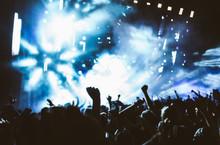 Conceptual Photo About Concerts And Festivals