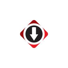 Download Icon Logo Design Vector Template