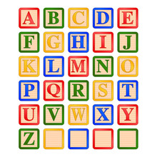 Uppercase Letters Children's W...