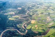 Cultivos Rio Zulia En Cucuta _ Colombia