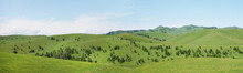 Beautiful Hilly Panoramic Summ...