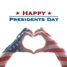 Happy Presidents Day With Amer...