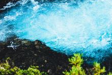 Bruarfors Waterfall