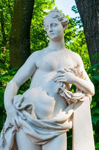 Fotografia, Obraz Summer garden, Saint Petersburg, Russia