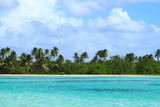 Fototapeta Fototapety z morzem do Twojej sypialni - Wybrzeże tropikalne