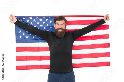 Hooray, its Independence Day Canvas Print