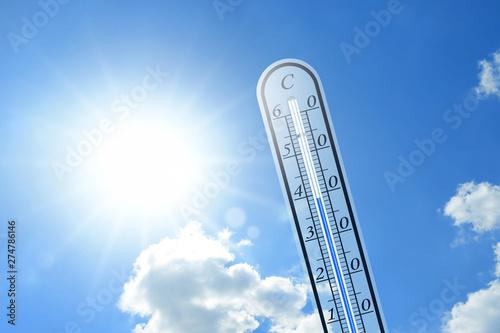 Fényképezés  Thermometer 114