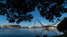 Matagarup Bridge, Swan River Perth