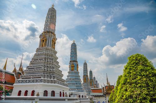 Photo  Jade Buddha Temple, Grand Palace, Bangkok, Thailand