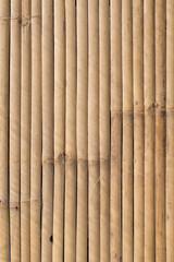 Bamboo panel texture