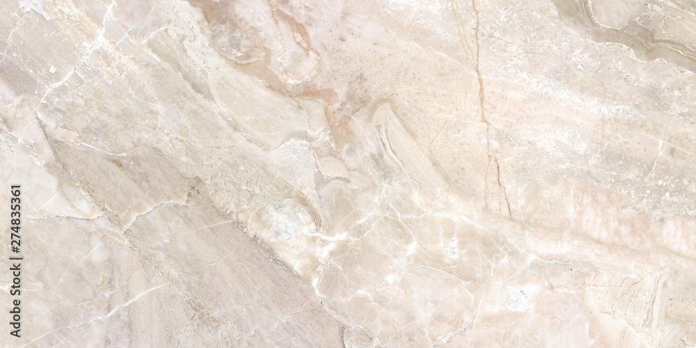 Fototapeta Beige marble stone texture background