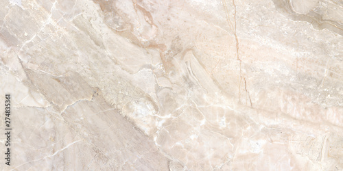Poster Cailloux Beige marble stone texture background