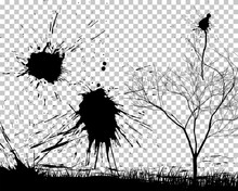 Grunge Vector Background