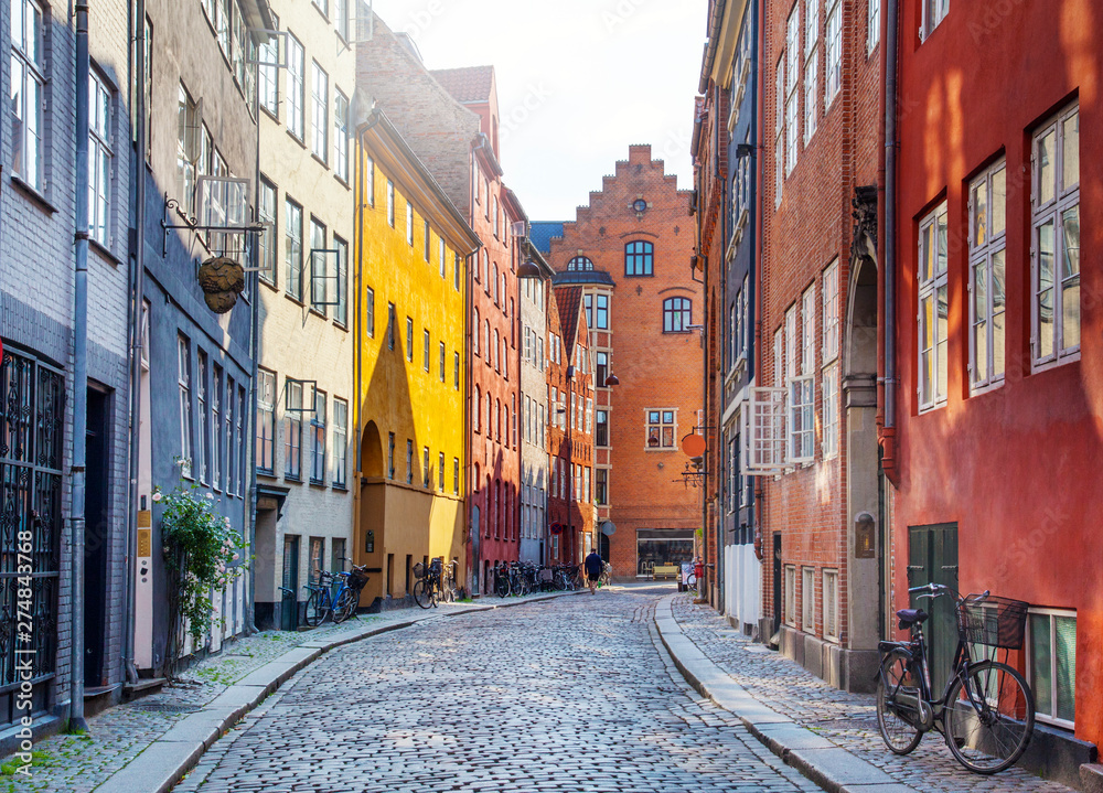 Fototapety, obrazy: Kopenhagen