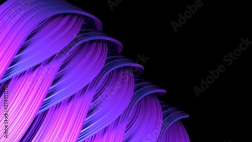 Abstract dynamic textured w...