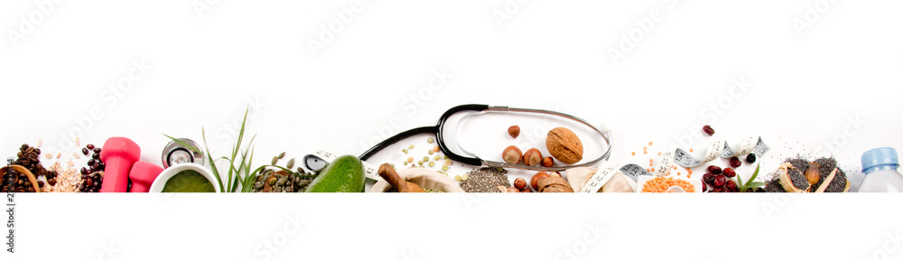 Fototapeta Healthy Food Mix