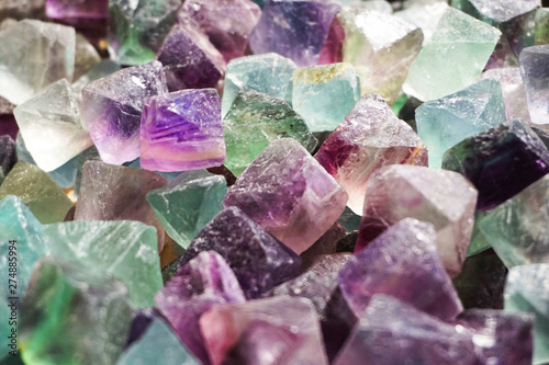Carta da parati fluorite mineral texture
