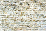 Antique natural stonewall, background