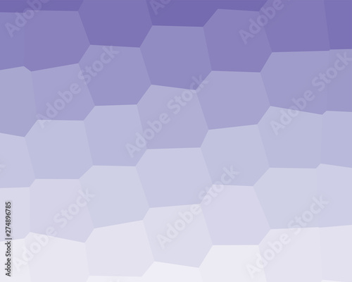Fototapety, obrazy: Abstract Delaunay Voronoi trianglify color diagram background illustration
