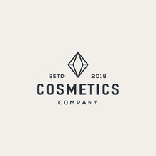Diamond Logo Design Concept. U...