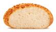 Leinwandbild Motiv white round bread