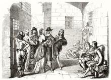 Ancient Aristocratic Men Visit...