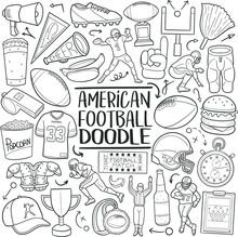 American Football Sport Tradit...
