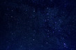 Universe in Space, Sky and Stars in the Night Time, Milky Way, Background or Texture