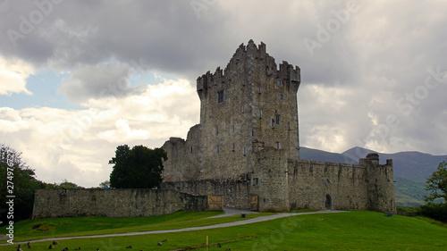 Poster Landscapes Ross Castle