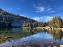 Jennie Lakes King Canyon Sequoia
