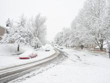 Snowpocalypse In Bellevue