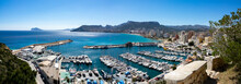Beaches Of Altea And The Port,...
