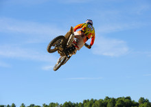 Motocross 99 In The Air