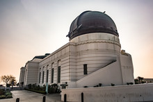 Famous Griffith Observatory In...