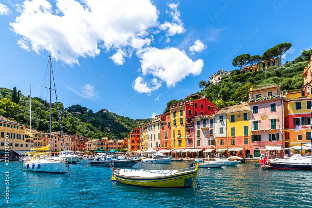 Fototapety, obrazy: Portofino in Italien