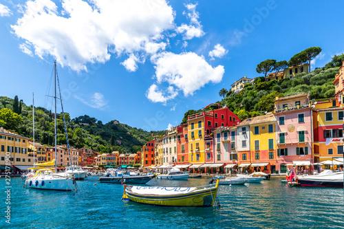 Obraz Portofino in Italien  - fototapety do salonu