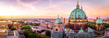 Berliner Dom After Sunset, Ber...