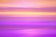 Leinwandbild Motiv Twilight sky with soft cloud and light after sunset