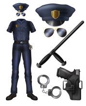 Police Officer Or Security Ser...