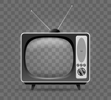 Old Television Icon