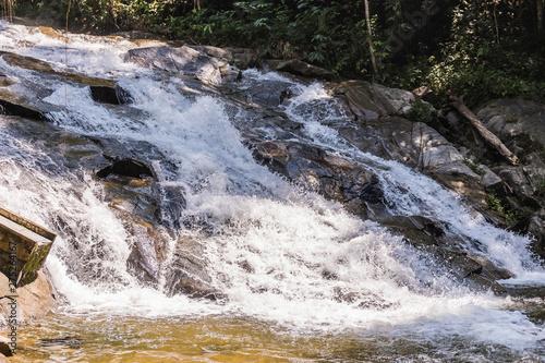 Fototapeten Natur Lata Kniang Warweval, Tapah Perak