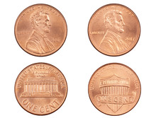 Lincoln Memorial Cent And Unio...
