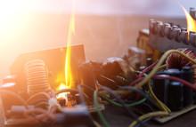 Electric Appliance, Broken, Fi...