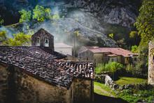 The Village Bulnes In The Pico...