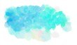 watercolor sky blue, lavender and pale turquoise color graphic background illustration painting